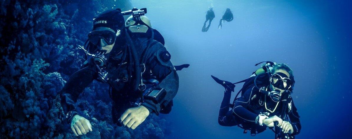 Azzurro - Dive Academy