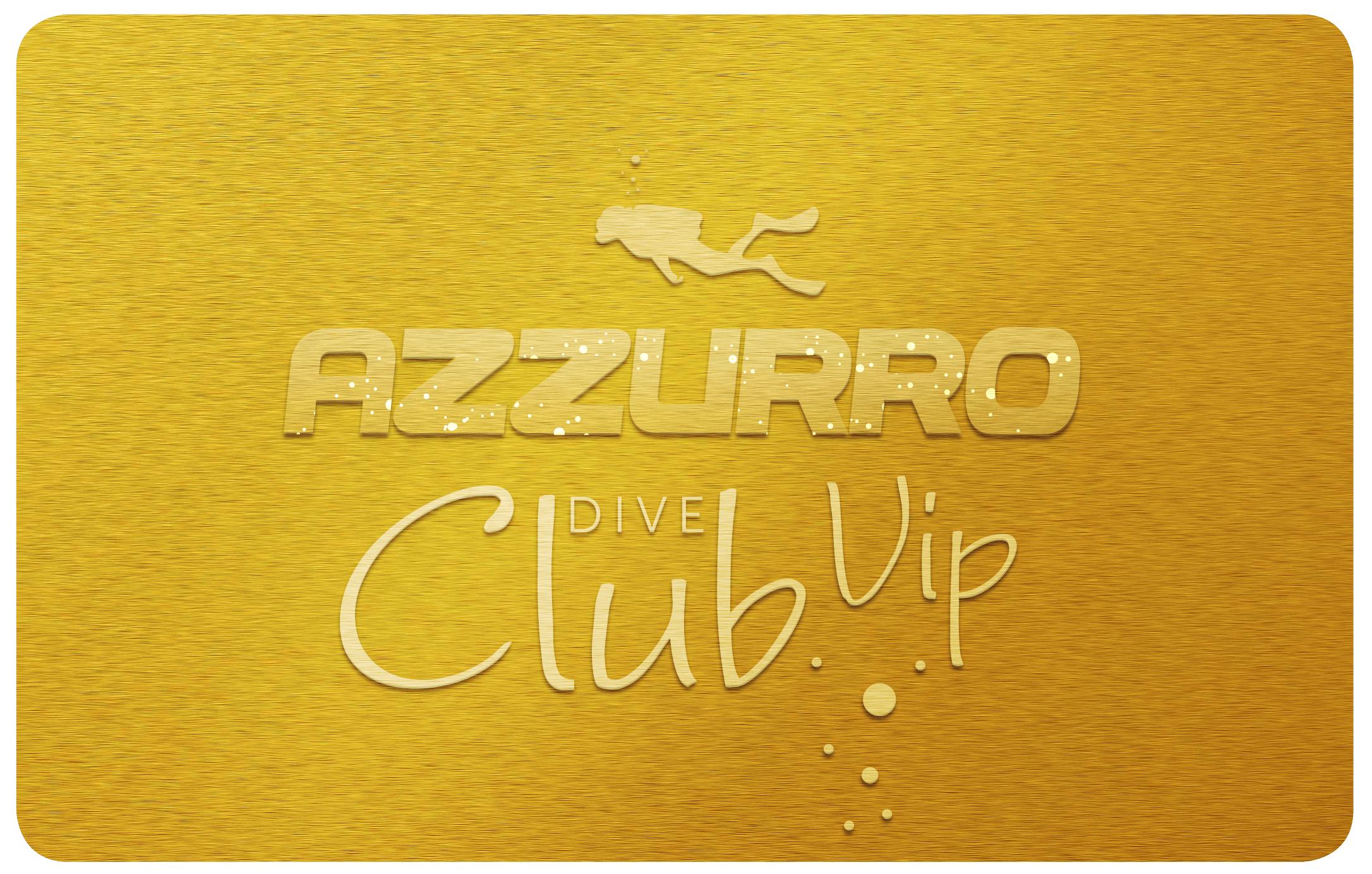 Azzurro Dive Club - VIP