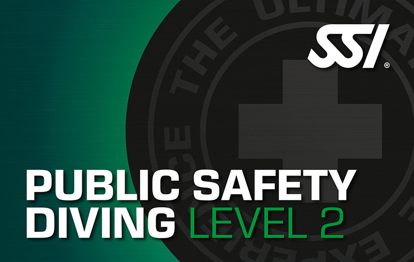SSI Public Safety Diver - Nível 2