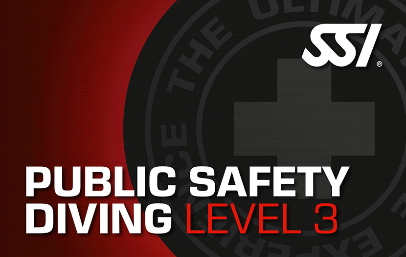 SSI Public Ssafety Diver - Nível 3