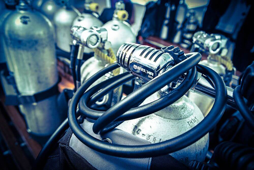 Enchimento Gases