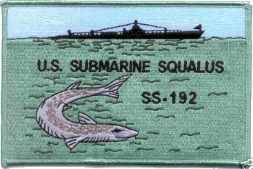 """""""Patch"""" do USS Squalus"""