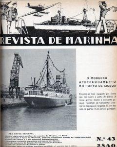 Revista de Marinha - Edição nº 43 de Abril de 1939