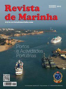 Revista de Marinha - Edição nº 970 de Novembro/Dezembro de 2012